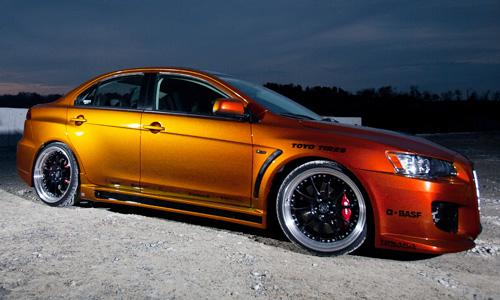 Auto Paint Colors >> Gallery — Mitsubishi Evolution